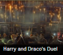 Harry and Draco's Duel