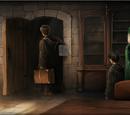 Professor Lupin's Office