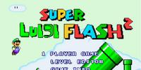 Super Luigi Flash (hack)