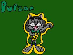 New Pupzan