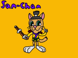 New San-Chan
