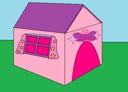 July's dog house