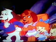 Delighted Pound Puppies