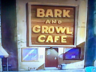 Bark and Growl cafe