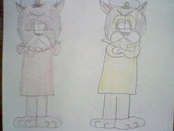 Itchy and Snichey New Design
