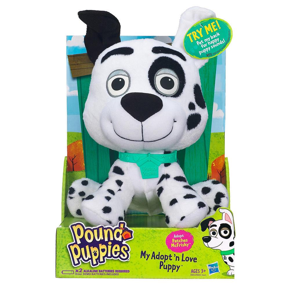 Adopt N Love plush Pound Puppies 2010 Wiki