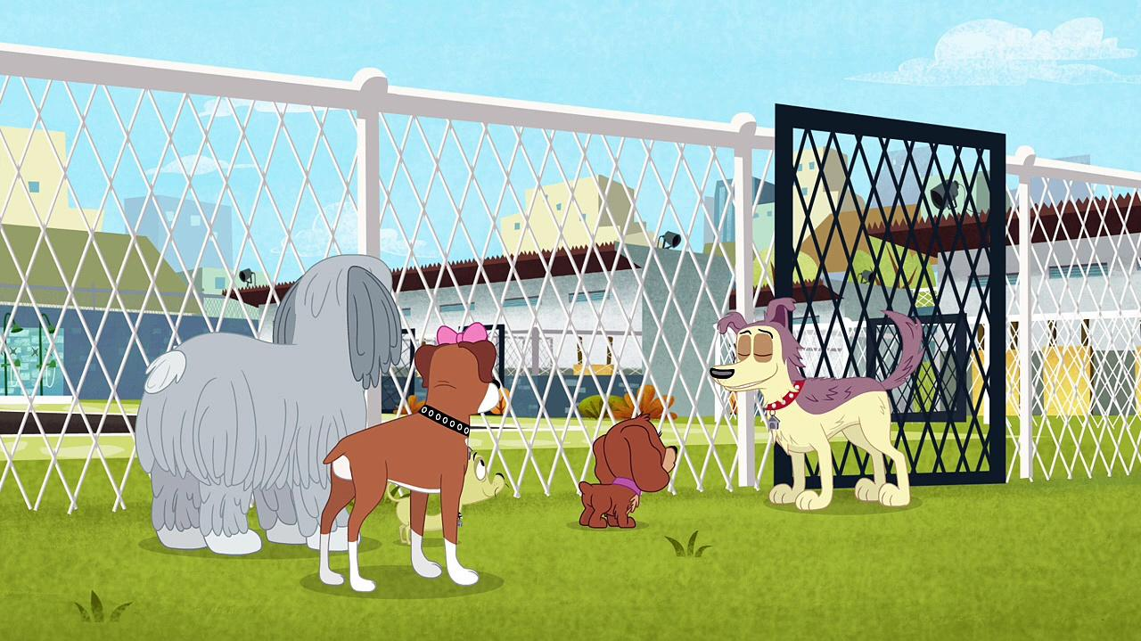 Pound Puppies 2010 Season 01 Episode 21 I Never Barked For My Father (HD 720p)