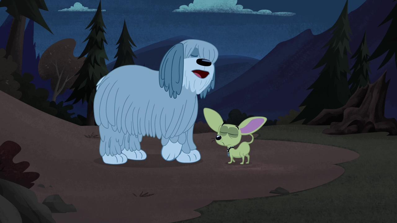 Pound Puppies 2010 Season 01 Episode 11 Homeward Pound (HD 720p)