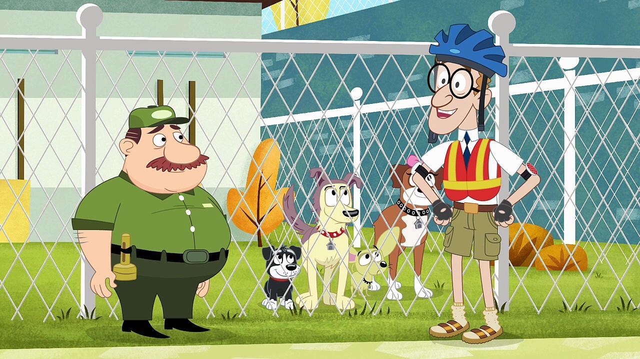 Pound Puppies 2010 Season 01 Episode 13 Taboo (HD 720p)