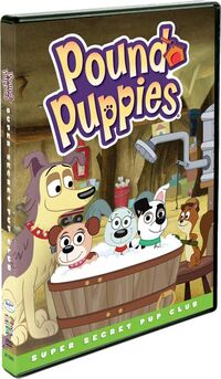PoundPuppies SuperSecretPupClub