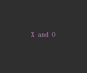 File:X and o title card.jpg