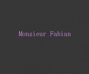 Monsieur fabian title card
