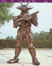 Univolt (Power Rangers Time Force)