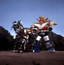 The Shark Brothers (Power Rangers Lost Galaxy)