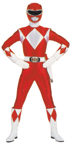File:Red Mighty Morphin Power Ranger.png