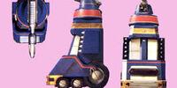 Zeozord I (Power Rangers Zeo)