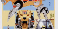 Sabertooth Tiger Dinozord (Mighty Morphin Power Rangers)