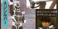 Psycho Silver (Power Rangers Lightspeed Rescue)