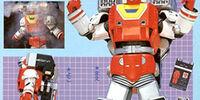 Mega V1 (Power Rangers In Space)
