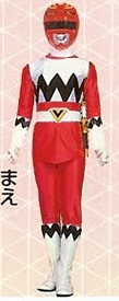 Red Galaxy Ranger (Karone)