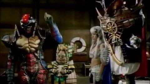 Seijuu Sentai Gingaman Episode 6