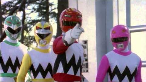 Power Rangers Lost Galaxy - Commercial Bumpers 3 (1080p HD)