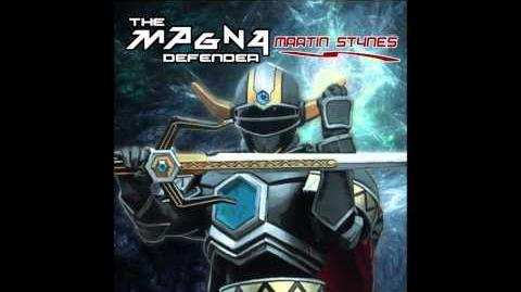 The Magna Defender Theme