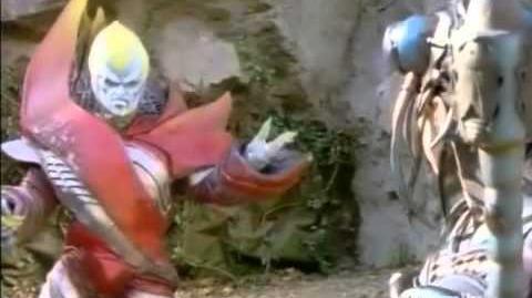 HOPR Power Rangers Lost Galaxy Part 1