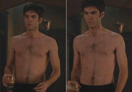 Wes bentley shirtless 2