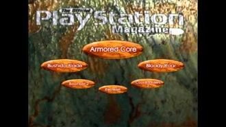 ACRetro HD - Official UK PlayStation Magazine - Demo Disc 13 Vol