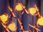 Suzaku's Prism Storm of Torment
