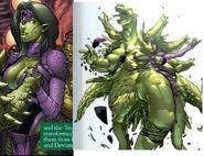 Sl'gur't (Skrull) (Marvel Comics)