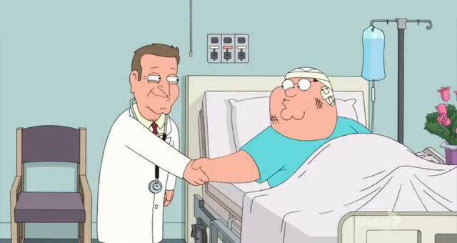 File:Peter griffin and robin williams.jpg