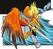 Roam (eagle)