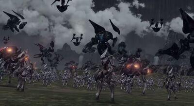 Machine Army