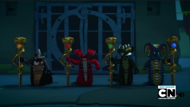 File:732px-Watch The Snake King- NinjaGo- Masters of Spinjitzu Season -1 Episode 6 - Free Full TV Shows Online - XFINITY TV four tribe generals.png