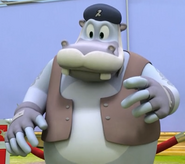 Salty TV series