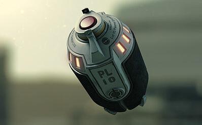 Zeus grenade