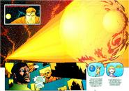Superman Super Heatvision