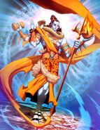 Shiva by GENZOMAN