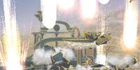 Airborne Attacks