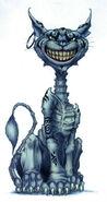 Cheshire Cat McGee