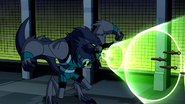 Blitzwolver subsonic howl