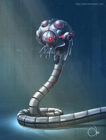 File:Metalic worm by lai6-d2wxeqr.jpg