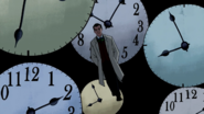 Professor Paradox Trapped Outside Time