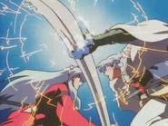 Sesshōmaru's Dragon Claw