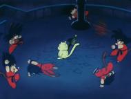 Goku Afterimage