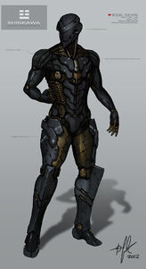ONE armor