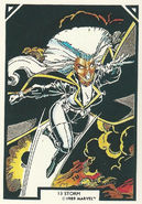 File:Ororo Munroe (Earth-616) from Arthur Adams Trading Card Set 0001.jpg