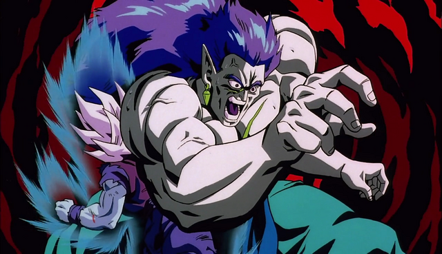 File:Gohan Punches Through Bojack.png